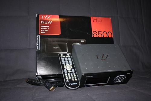 TViX 6500A