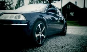 VW Passat 2.8 V6 4-motion